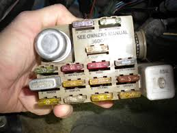 looking for fuse panel diagram dodge diesel diesel truck my truck s a 91 but it has that same part here are some pics