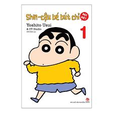Shin - Cậu Bé Bút Chì - Tập 1 Ebook PDF/EPUB/PRC/MOBI
