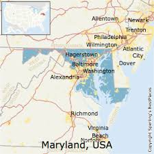 best places to live in maryland state maryland
