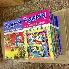 Combo Truyện tranh Doraemon Truyện dài - Trọn bộ 24 Tập - New 100%
