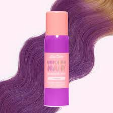 Purple Pack Hair Color Chart Lollipop Hair Color Spray