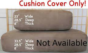 couch cushion covers couch cushions