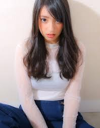 暗髪オシャレロングwb 65 ヘアカタログ髪型ヘアスタイルafloat