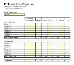 Excel Profit And Loss Scsllc Co
