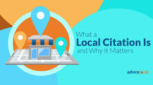 What A Local Citation Is And Why It Matters Advice Local