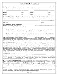 free lease agreement forms to print rental agreement template california emsec info