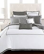 108 x 96 duvet cover. Contemporary Cover Hotel Collection Embroidered Frame CHARCOAL GREY King Duvet Cover 385 On 108 X 96 I