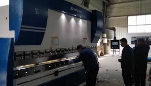 Wuxi Shenchong Forging Machine Co., Ltd - 4+1axis CNC Hydraulic Press Brake  Machine 160ton 4000mm metal bend video | Facebook