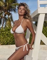 Sexy blond string bikini