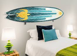 fascinating surfboard wall decor room decorating ideas sofa decoration best home design interior 2018 uk australia