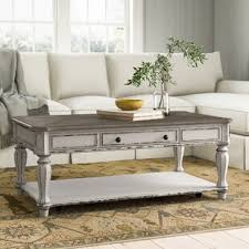 4.4 out of 5 stars 745. Coffee Tables French Country Birch Lane