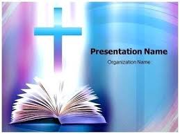 Christian Templates Free Download Template For Powerpoint Christ