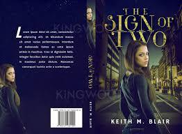 exle of a premade paperback cover design