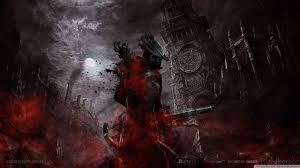 bloodborne ps4 wallpaper et moss