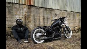yamaha virago 125 bobber project youtube