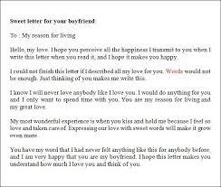 Boyfriend Thank You Letter Sample Adorable LoveLettertoyourBoyfriend Places To Visit Pinterest