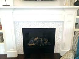 mosaic tile fireplace living surround glass mosaic tile fireplace surround p64 tile
