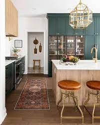 Green Kitchen Cabinet Ideas