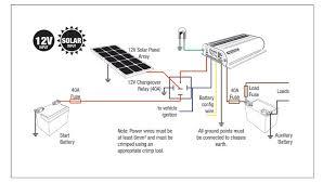 how to connect solar to a bcdc1220 redarc redarc bcdc