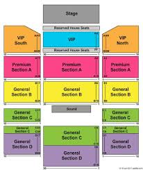 Winstar Casino Event Center Seating Chart Winstar Casino Thackerville Tx