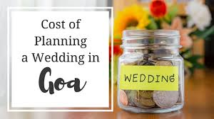 Cost Of Planning A Wedding In Goa 100 Guests 2 Day Events