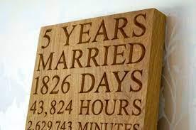 5th anniversary wishes to husband