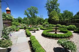 Decorative Garden Urns Mediterranean gravel garden landscape traditional with water feature 92