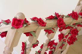 Paper Flower Garland Paper Garland Wedding Garland Flower Garland Wedding