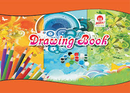drawing book from miraj multicolour pvt ltd surguja india coloring pages for s