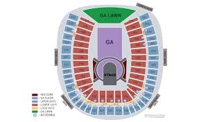 Dc And Other Cities Seating Charts On Ticketmaster Now