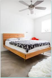 minimal bed frame