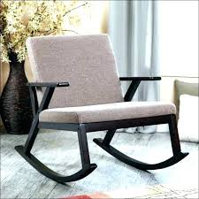 rocker seat and back cushion outdoor rocking chair cushions sunbrella