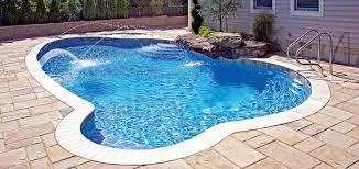 fiberglass inground swimming pool s