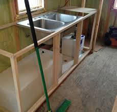 tiny house sink. Tiny House Water Tank Sink