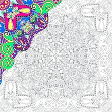 Color By Number Pages For Adults Coloring Pages Color By Number