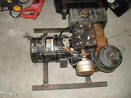 homemade generator. Fine Generator Homemade Generator Frame And