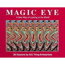 Magic Eye: A New Way Of Looking At The World, Volume 1 - By Cheri Smith  (Hardcover) : Target
