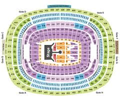 Fedex Field Seating Chart Fedexfield Seating Chart Section Row Seat Number Info