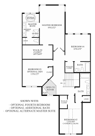 Master Bedroom Suites Floor Plans Regency At Yardley The Carriage Collection The Victoria Home