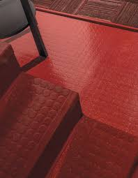 roppe safetcork rubber tile and tread with rop cord