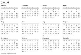 2016 desk calendar template beautiful free printable calendars and planners 2018 2019 2020