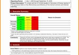 financial management excel project management status report template new project management