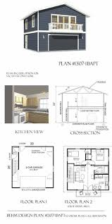 Two Story Garage  Prefab Garage With Apartment  Horizon StructuresTwo Story Garage Apartment