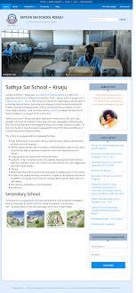 Sathya Design Associates Sathya Sai School Kisaju Competitors Revenue And Employees