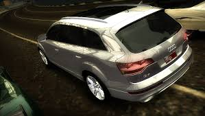Need For Speed Most Wanted 2009 Audi Q7 V12 TDI | NFSCars