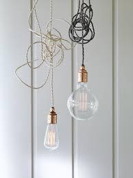 pendant set lighting. Attractive Pendant Light Set Twisted Flex Copper Slate Ceiling Lights Lighting A