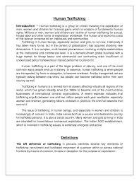 human trafficking essays human trafficking essays short essay on human trafficking world s largest