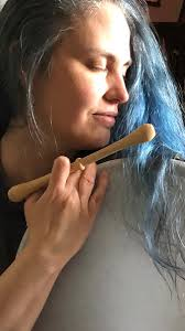 """Cynthia Griffith on Twitter: """"Still trying to get used to the new bodhran.  I hope all of you are doing well enough in self quarantine too. We are fine  for now. Keeping"""