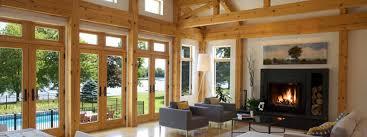 gibson timber frames