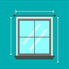 Measurement Window How To Measure Windows For Curtains Ofs Makers Mill